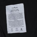 Мужская куртка бомбер Stone Island Garment Dyed Crinkle Reps NY Black фото- 5
