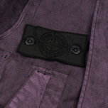 Мужская куртка бомбер Stone Island Shadow Project Asym TPX-Polyester Black Violet фото- 4