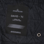 Мужская куртка бомбер Stone Island Shadow Project Bomber David TC Anthracite фото- 5