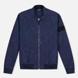 Мужская куртка бомбер Stone Island Shadow Project Bomber David TC Ultramarine Blue фото- 0