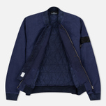 Мужская куртка бомбер Stone Island Shadow Project Bomber David TC Ultramarine Blue фото- 1
