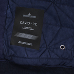 Мужская куртка бомбер Stone Island Shadow Project Bomber David TC Ultramarine Blue фото- 7
