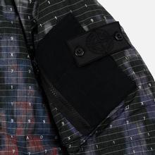 Мужская куртка бомбер Stone Island Shadow Project DPM Chine Wool Black фото- 3