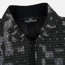 Мужская куртка бомбер Stone Island Shadow Project DPM Chine Wool Black фото- 1