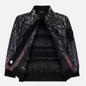 Мужская куртка бомбер Stone Island Shadow Project DPM Chine Wool Black фото - 2