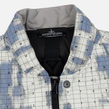 Мужская куртка бомбер Stone Island Shadow Project DPM Chine Wool Pistachio фото- 1