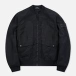 Мужская куртка бомбер Stone Island Shadow Project MA-1 Black фото- 0