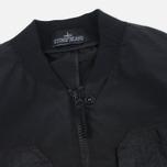 Мужская куртка бомбер Stone Island Shadow Project MA-1 Black фото- 2