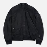 Мужская куртка бомбер Stone Island Shadow Project MA-1 Black фото- 1