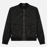 Мужская куртка бомбер Stone Island Shadow Project Sheer Vent Lucid Ultralight Nylon Black фото- 0
