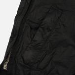 Мужская куртка бомбер Stone Island Shadow Project Sheer Vent Lucid Ultralight Nylon Black фото- 3