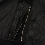 Мужская куртка бомбер Stone Island Shadow Project Sheer Vent Lucid Ultralight Nylon Black фото- 6