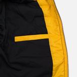 Мужская куртка бомбер Stussy Flight Satin Mustard фото- 4