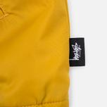 Мужская куртка бомбер Stussy Flight Satin Mustard фото- 6
