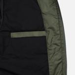 Мужская куртка бомбер Stussy Flight Satin Olive фото- 4