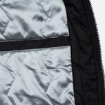 Мужская куртка бомбер Stussy MA-1 Black фото- 5