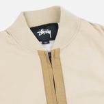 Мужская куртка бомбер Stussy Nylon MA-1 Khaki фото- 2