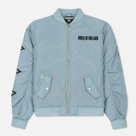 Мужская куртка бомбер Umbro x House Of Holland Branded MA1 Baby Blue