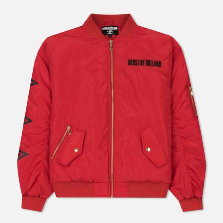 Мужская куртка бомбер Umbro x House Of Holland Branded MA1 Red