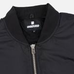 Мужская куртка бомбер Undefeated Nylon Stratus Black фото- 2