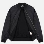 Мужская куртка бомбер Undefeated Nylon Stratus Black фото- 1