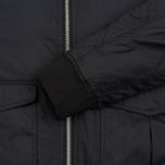 Мужская куртка бомбер Undefeated Nylon Stratus Black фото- 3