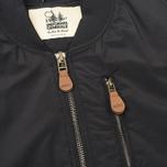 Мужская куртка бомбер Uniformes Generale Hurricane Black фото- 3