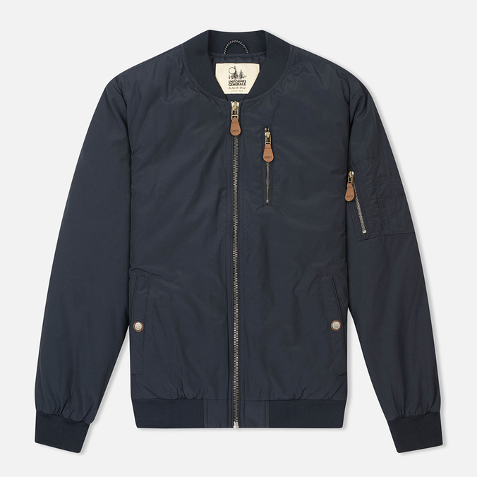 Uniformes Generale Hurricane Men's Bomber Navy
