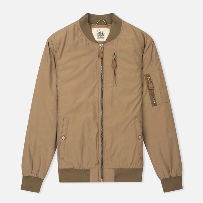 Мужская куртка бомбер Uniformes Generale Hurricane Swiss Khaki
