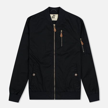Uniformes Generale Super Marine Men's Bomber Black