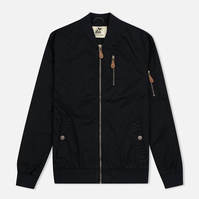 Мужская куртка бомбер Uniformes Generale Super Marine Black