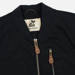 Мужская куртка бомбер Uniformes Generale Super Marine Black фото- 1