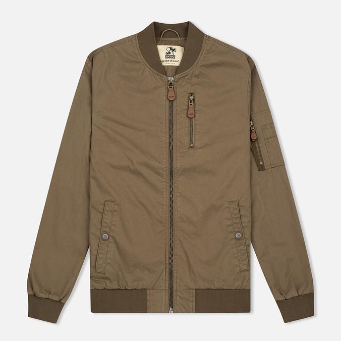Мужская куртка бомбер Uniformes Generale Super Marine Swiss Khaki