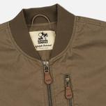 Мужская куртка бомбер Uniformes Generale Super Marine Swiss Khaki фото- 1