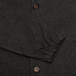 Мужская куртка бомбер Universal Works Budgie Charcoal фото- 3