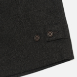 Мужская куртка бомбер Universal Works Budgie Charcoal фото- 4