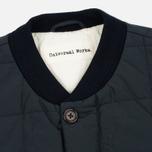 Мужская куртка бомбер Universal Works Quilted Idra Nylon Navy фото- 2