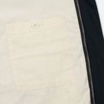 Мужская куртка бомбер Universal Works Quilted Idra Nylon Navy фото- 4