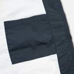 Мужская куртка бомбер Universal Works UW/MA1 Italian Nylon Navy фото- 7