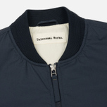 Мужская куртка бомбер Universal Works UW/MA1 Olmetex Tech Cotton Navy фото- 1