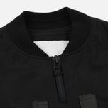 Мужская куртка бомбер White Mountaineering Cordura MA-1 Black фото- 2