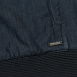 Мужская куртка бомбер Woolrich Denim Dark Chambray фото- 3