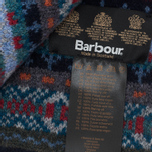 Barbour Melrose Scarf Blue photo- 2