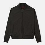 Мужская куртка бомбер Woolrich Shore Faded Black фото- 0