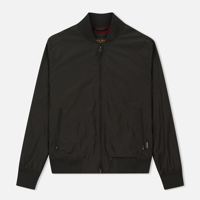 Мужская куртка бомбер Woolrich Shore Faded Black