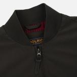 Мужская куртка бомбер Woolrich Shore Faded Black фото- 2