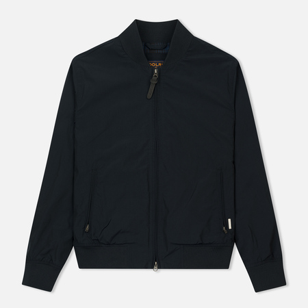 Мужская куртка бомбер Woolrich Shore Midnight Blue