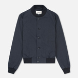 Мужская куртка бомбер YMC Button Black фото- 0