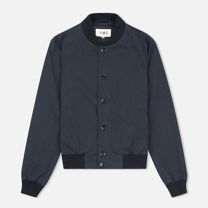 Мужская куртка бомбер YMC Button Black