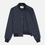 Мужская куртка бомбер YMC Button Black фото- 1